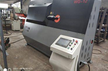 prezo de fábrica máquina de dobra automática de estribo dobre fío