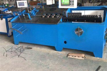 automaitc cnc 3D máquina de dobra de fío industrial