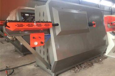 máquina de dobra automática do estribo CNC