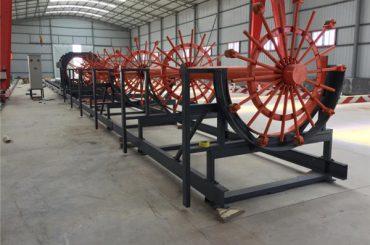 pila de aceiro, máquina de soldeo de gaiola, máquina de fabricación de gaiola de varanda de aceiro