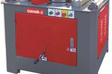 máquina de dobra eléctrica para dobrar papa de aceiro