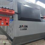 máquina automática de dobra estribo de barras, estribo de arame de aceiro