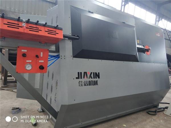 Prezo da máquina de dobrar de aceiro estribo CNC