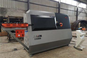 máquina de dobra automática hidráulica de 2 d cnc de fío de aceiro