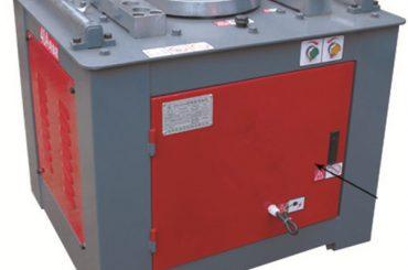Máquina de dobra de tubería de aceiro inoxidable hidráulico Curva de tubo de dobres de tubo redondo en venta