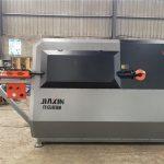 máquina de dobrar stirrup de barras portátil máquina de corte e dobra de barra de aceiro redonda cnc