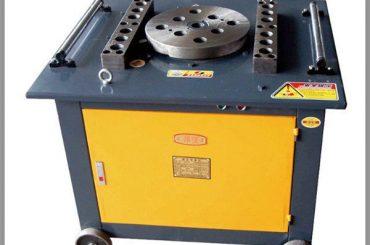 máquina de dobra de desbaste de ferro forxado